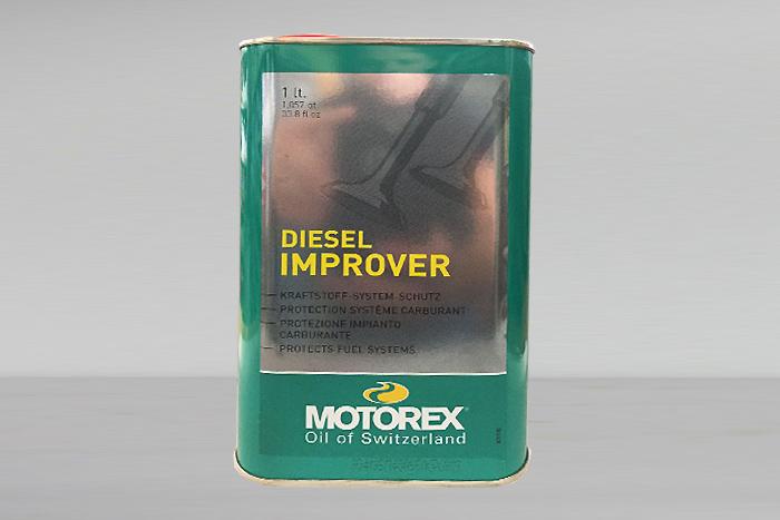 תוסף סולר מתוצרת Motorex (חזק במיוחד)