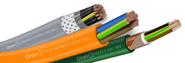 0.6/1KVN2XRH כבל מבודד XLPE משוריין נטול הלוגן FR3