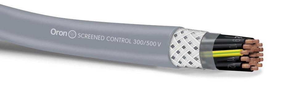 כבל מסוכך קל משקל 300/500V YSLCY-JZ בידוד PVC ומעט