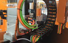 כבלים Drag Chain / כבלי רובוטיקה