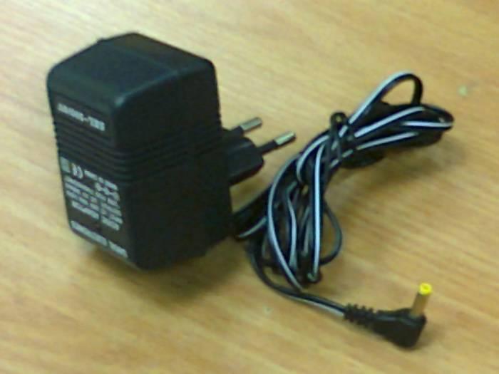 ספק כח לטלפון אלחוטי PANASONIC 6V 500MA  - פנימי