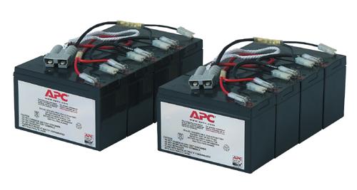 מצבר  APC  RBC12