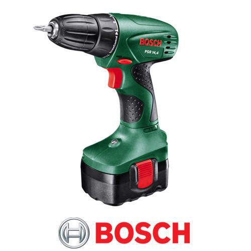 מברגה/מקדחה נטענת BOSCH דגם PSR14.4