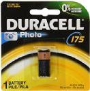 סוללה DURACELL 175  7.5V