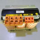 שנאי תלת פאזי 220V/110V 4KVA