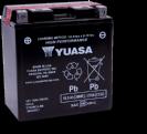מצבר לאופנוע (ללא טיפול) YTX20CH-BS YUASA 12V 18AH