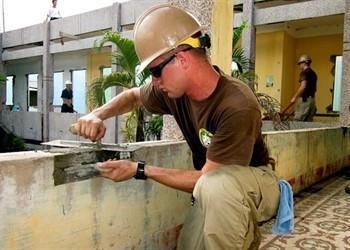 בנייה מקבלת הלוואות לבניית בית