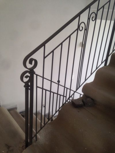 מדרגות לבית פרטי