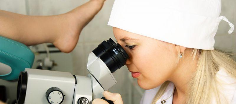 בדיקה גניקולוגית