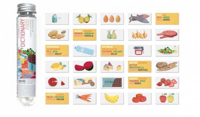 מיקרו מילון אוכל
