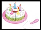 עוגת יומולדת - ללין