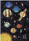 פאזל כוכבי לכת - זוהר בחושך