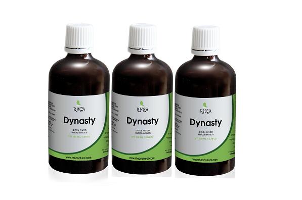 Dynasty  - לשיפור פריון הגבר שלישיה במבצע 2+1 !