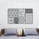 אמנות קיר ודקורציה Integrated