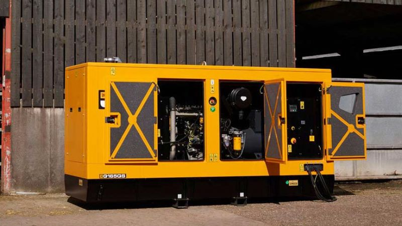 גנרטור 275-600kVA