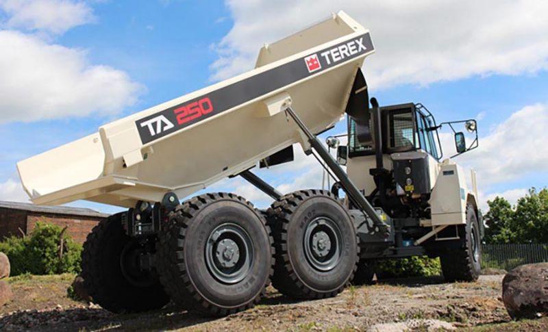 TA250 - TEREX