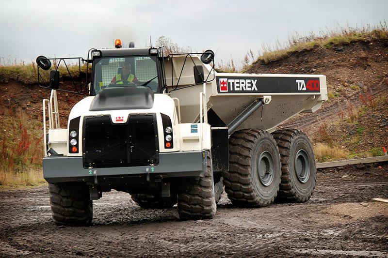 TA400 - TEREX