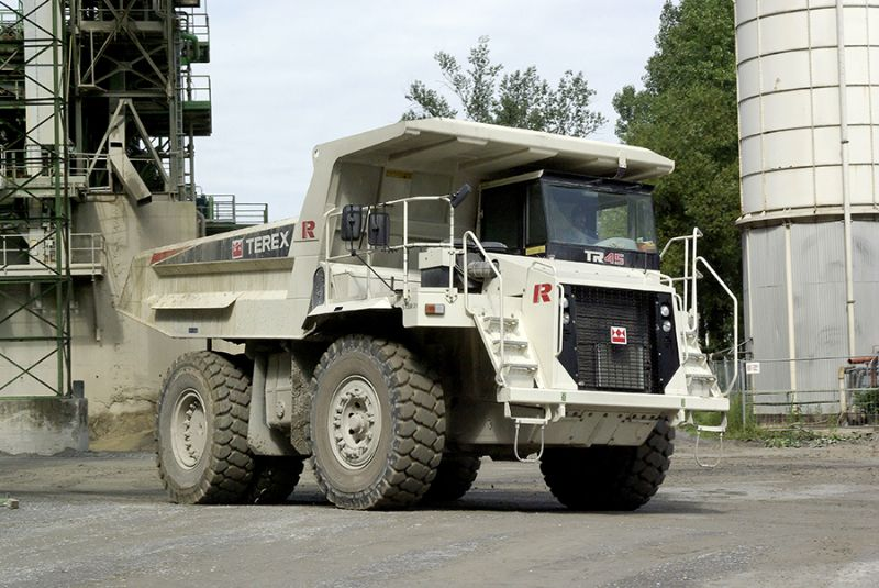 TR45 - TEREX