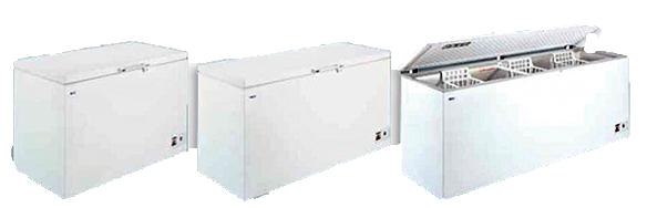 UDD-500BK מקפיא דלת אטומה