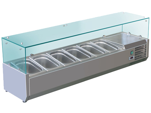 VRX - סלטיה זכוכית ישרה