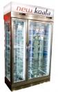 NEW KOALA - מקרר/מקפיא תצוגה דלתות זכוכית