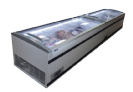 SMR - 2200 - מקפיא תצוגה עם דלתות זכוכית מעוגלות