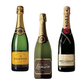 בקבוק שמפניה
