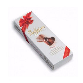 לבבות שוקולד בלגי