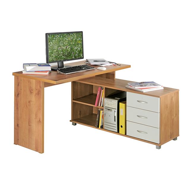 שולחן מחשב פינתי מהודר דגם 229 רהיטי יראון
