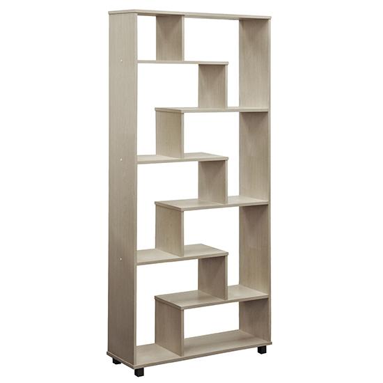 ספרייה מדורגת אפנתית דגם 627 רהיטי יראון