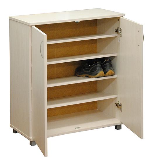 ארונית נעליים מהודרת 2 דלתות רהיטי יראון דגם: 127
