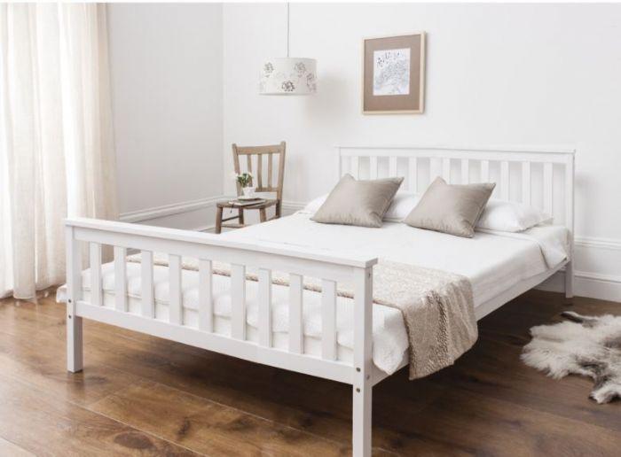 מיטה זוגית מעץ מלא PROSPER