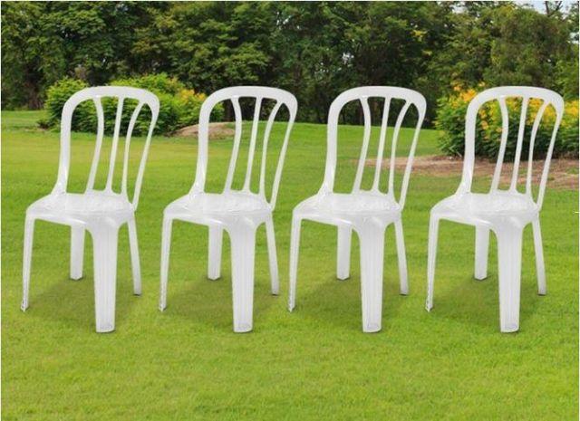 כסא קלאב כתר פלסטיק