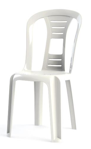 כסא פלסטיק - דגם דאלאס