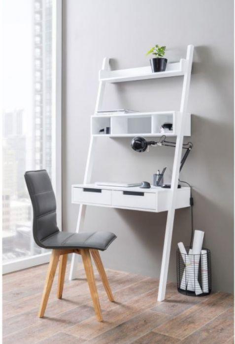 שולחן דסק עבודה מעוצב Bradex דגם HENRY