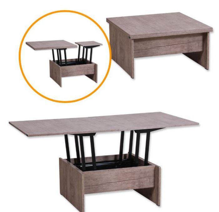 שולחן סלון נפתח לפינת אוכל MAGIC