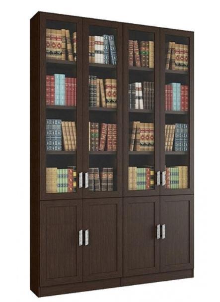 ארון קודש 4 דלתות SHULAMIT מעץ סנדביץ