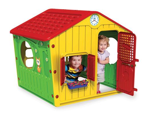 בית ילדים 01-561 דגם VILLAGE HOUSE Starplast Star Plast