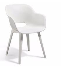 כסא פלסטיק אקולה
