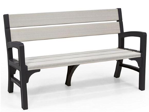 ספסל ישיבה 3 מושבים כתר Keter