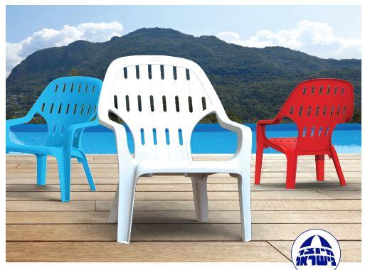 כסאות בריכה / גינה - דגם ריו