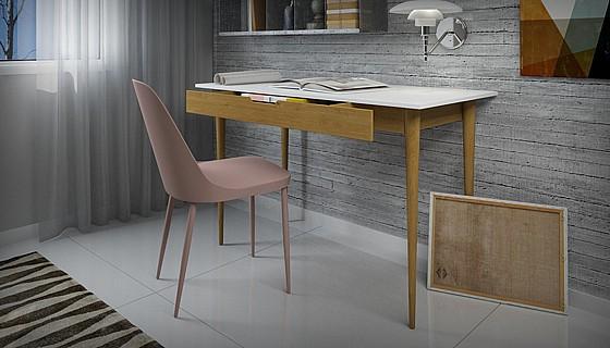 שולחן מחשב מודרני דגם באיון