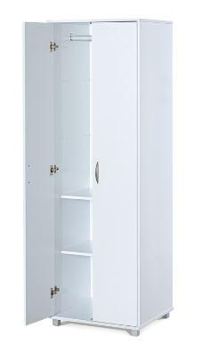 ארון 2 דלתות + תלייה דגם 602 רהיטי יראון