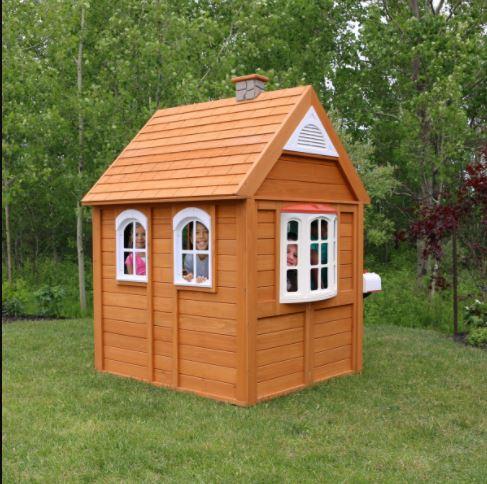 """בית עץ לילדים """"אבני הנחל"""" - בית עץ מלא דמיון"""
