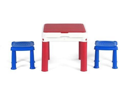 שולחן משחק + 2 שרפרפים