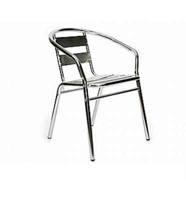 כסא אלומיניום לבית, חצר,בית קפה תוצרת ROSSO ITALY דגם MSH-1-22