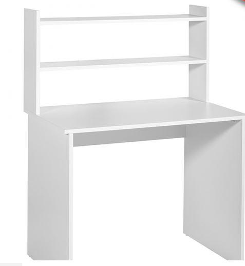 שולחן מחשב כולל ספריה M3