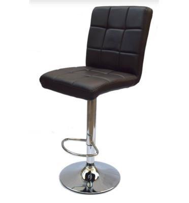 זוג כסאות בר דגם בר משבצות דגם CH3 מבית ROSSO ITALY בחמישה צבעים לבחירה