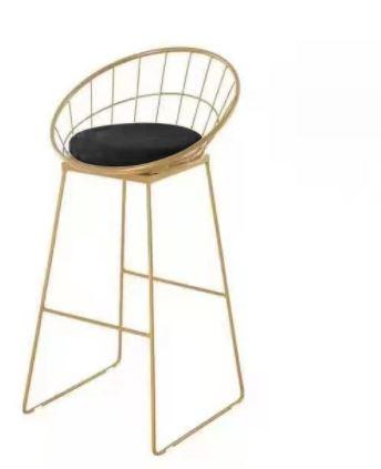 זוג כסאות בר בעיצוב מודרני דגם: MSH-1-54