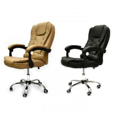כיסא מנהל אורתופדי רוטט מבית ROSSO ITALY דגם MSH-1-82